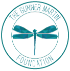 The Gunner Martin Foundation Sticky Logo