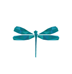 The Gunner Martin Foundation Retina Logo